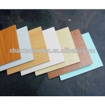 melamine panel laminated mdf board commercial plywood