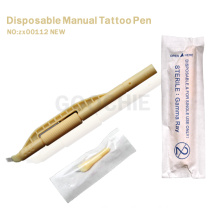 Disposable Handmade Permanent Makeup Manual Tattoo Pen