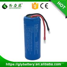 Las baterías de iones de litio recargables de 3.7v cargan la batería de 5000mah 26650 con la certificación KC