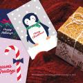 Paquete de 30 tarjetas de tarjetas de felicitación de Navidad surtidas: 6 de cada diseño de conjunto de tarjetas navideñas