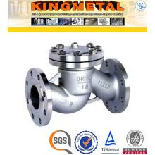 Prix de vanne d'arrêt en acier coulé Dn 80/100/150/200 Pn16