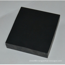 Extruded PVC Plastic Sheet Black