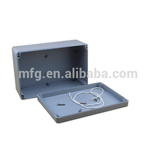 Produit de coulée en aluminium, imperméable à l'eau, IP66, moulage sous pression en aluminium