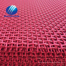 tamiz malla de alambre malla vibratoria de malla de acero de alto carbono trituradora de piedra de cantera de malla