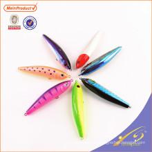 PLL007 14 cm weihai aparejos de pesca señuelo de la pesca de plástico duro pesca lápiz cebo