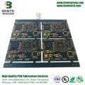 8-layers Multilayer PCB FR4 Tg170 ENIG 3U