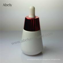 Marke Unisex Öl Flaschen weiß Opal Glas