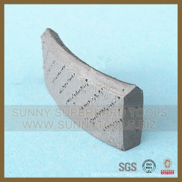 Diamond Core Drill Bit Segment Arix Segment Tools