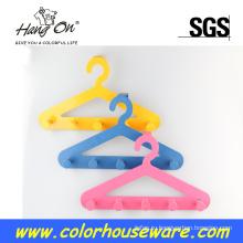 Красочные металлическая вешалка для детей