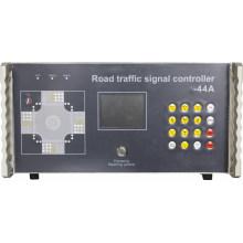 16 pantalla LCD del regulador de la luz de señal de tráfico de la salida 44 de la fase