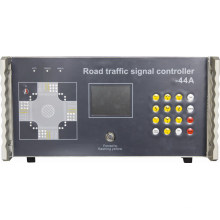 16 Phase 44 Output Traffic Signal Light Controller LCD Screen