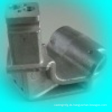 Heiß! Aluminium Sand Casting A356-T6 Aluminium Sandguss Ecke