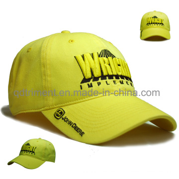 Popular Washed Chino Twill Embroidery Sport Baseball Cap (TRB027)