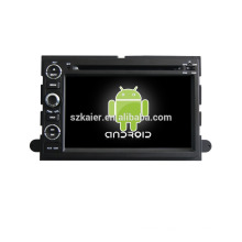 Quad core!car dvd with mirror link/DVR/TPMS/OBD2 for 7inch touch screen quad core 4.4 Android system Explorer