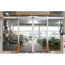Puerta de vidrio de vidrio templado automático Puertas Operador