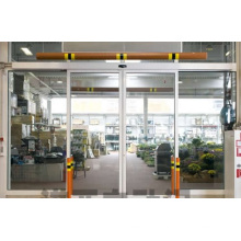 Tempered Glass Automatic Glass Patio Doors Operator