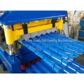 Glazed Aluminum Steel Roof Roll Forming Machine