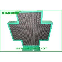 Panneau de croix imperméable à l'eau de contrôle de deux côtés LED LED