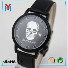Relógio de pulso de quartzo de relógios de pulso à prova d'água de moda de mulher sr626sw