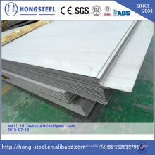 placa de aço inoxidável 304 da chapa alta de aço inoxidável do qulity 304 com baixo preço