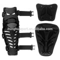 Motorcycle bag leg and arm protector