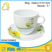 best selling sets melamine handle tea cup