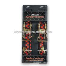 Direct Manufacturer snowboard package 2 sets of 27mm Ratchet straps