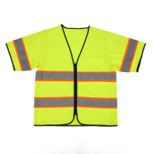 High visibility garment,safety reflective vest,traffic security clothes