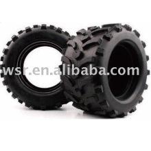 Neumático de goma según el dibujo o diseño del cliente