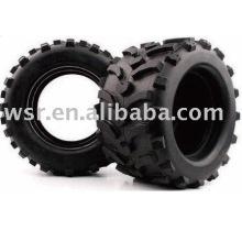 Rubber tire as per customer's drawing or design