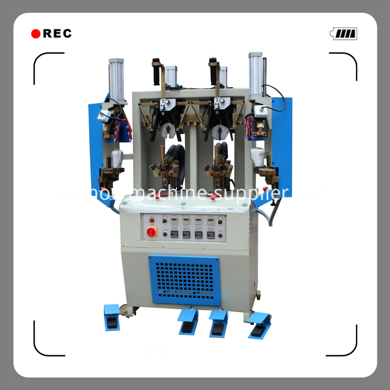 Shoe Cold and Hot Counter Moulding Machine