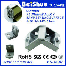 High Quality fastener Hardware Angle Corner Bracket