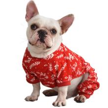Pjs bonitos roupas para pets