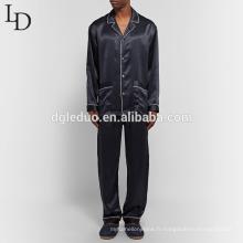 Nouveau design de haute qualité confortables hommes pyjamas