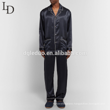 New design high quality comfortable men pajamas
