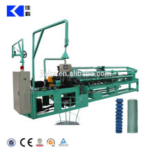 Best Price Fully Automatic Diamond Mesh Size Chain Link Fence Machine Supplier