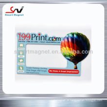 Placa de escrita de ímã de refrigerador em branco por atacado