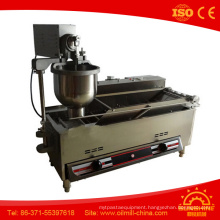 T101b Top Quality Gas Burning Stainless Steel Automatic Donut Machine
