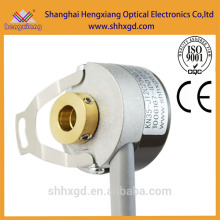 Hengxiang hollow shaft encoder KN35 rotary manufacturers in pune push-pull output DC8V