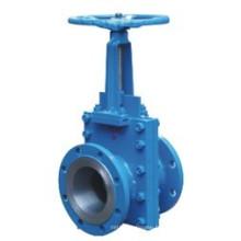 Vanne de vanne en fonte ou en aluminium