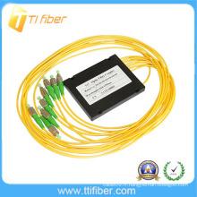1x7 Fibre Optique Splitter / coupleur avec connecteur FC / APC