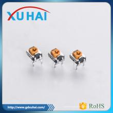 Pass RoHS alta potência carbono / resistência ajustável