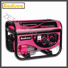 1.5kw-7kw Portable Power Electric Gasoline Generator with Honda Engine