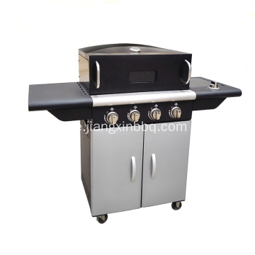 Backyard Gas Pizza Oven