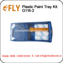 5 pcs Plastic Paint Tray Set