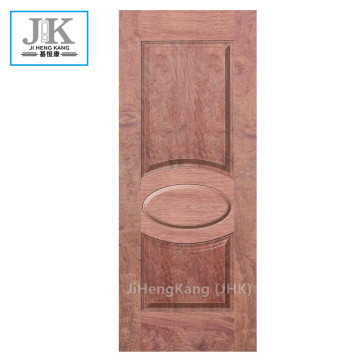 JHK-Composite Interior Bubingga Wood Door Skin Panel