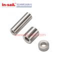 M3 Od5.0mm 30mm Length Round Head Aluminum Standoff/ Spacer/ Pillar