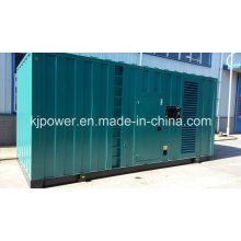 560kw Générateur Electrique Silencieux Alimenté par Googol Diesel Engine