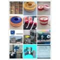 Impression d'étiquettes personnalisée BOPP Emballage Adhésif Ruban en PTFE coloré