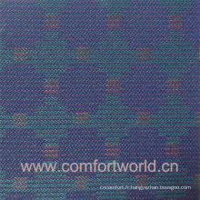 100 % polyester assise tissu